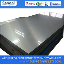 3.5mm thick stainless steel plate 316