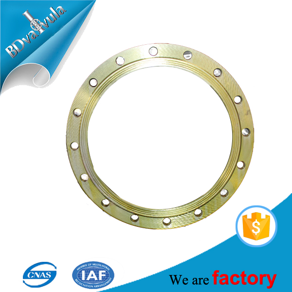 5k10k JIS [<strong>n16</strong> forged steel lap joint flange for pipe