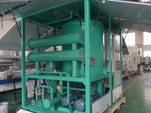 Transformer Dielectric Oil/Insulating Oil/Insulation Oil Dehydration, Degassing and Filtration Machine