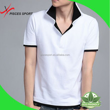 latest fashion casual faded glory t shirts for men polo shirts