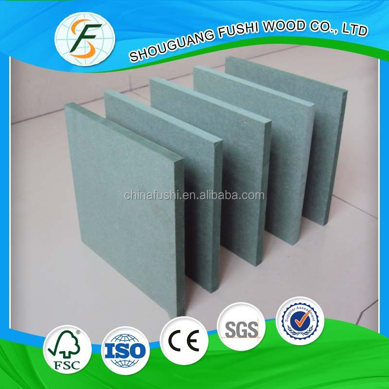 Best quality Moisture Resistant MDF Board
