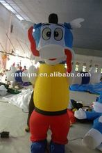 2012 hot sale inflatable tiger