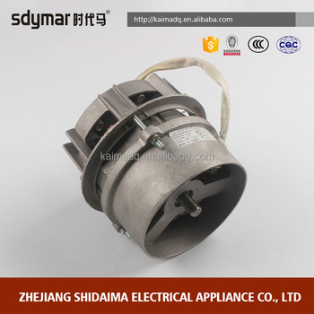 Simple innovative products silver colour 4 legs washing machine motor