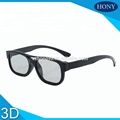 Good Looking Plastic 3D Glasses China Price