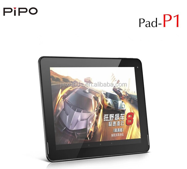 "PiPO Pad P1 RK3288 Android 4.4 Tablet PC 9.7"" Retina Screen 2048x1536pixels 8.0mp Camera 4K Video HDMI GPS 10000mAH Battery"