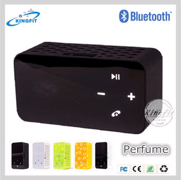 2014 New Product Water Cube Mini Bluetooth Speaker with NFC and Stereo