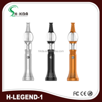 Best ceramic heating element wax vaporizer H Legend 1 hookah shisha pen glass crack pipe