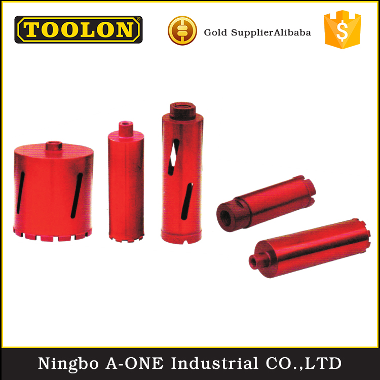 China Supplier Excellent Material Diamond Core Drill Bits For Brick Wall