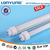 LED T10 Tube Dual-sided lighting 0.5m 0.7m 1.2m 1.5m 1.8m hyundai t10 3g tablet pc