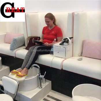 2019 elegant design single kids pedicure chair foot spa for beauty nail salon