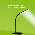 Energy saving lamp study table lamp with modern style for hotel