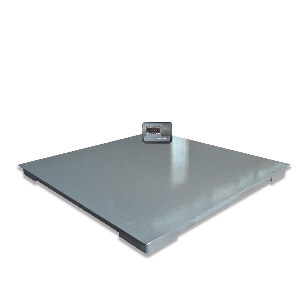 High-Precision Stainless steel 1.2*1.2m 1000kg big Platform Weighing <strong>Scale</strong>