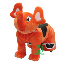 Elephant Electric ride on horse,good quality electric battery operated animal ride cheap