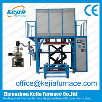 Trolley furnace/nonferrous metal heat treatment furnace/metal die casting furnace