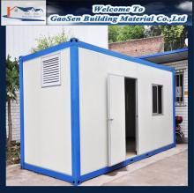 Fast installation prefabricated 20ft container office with great price