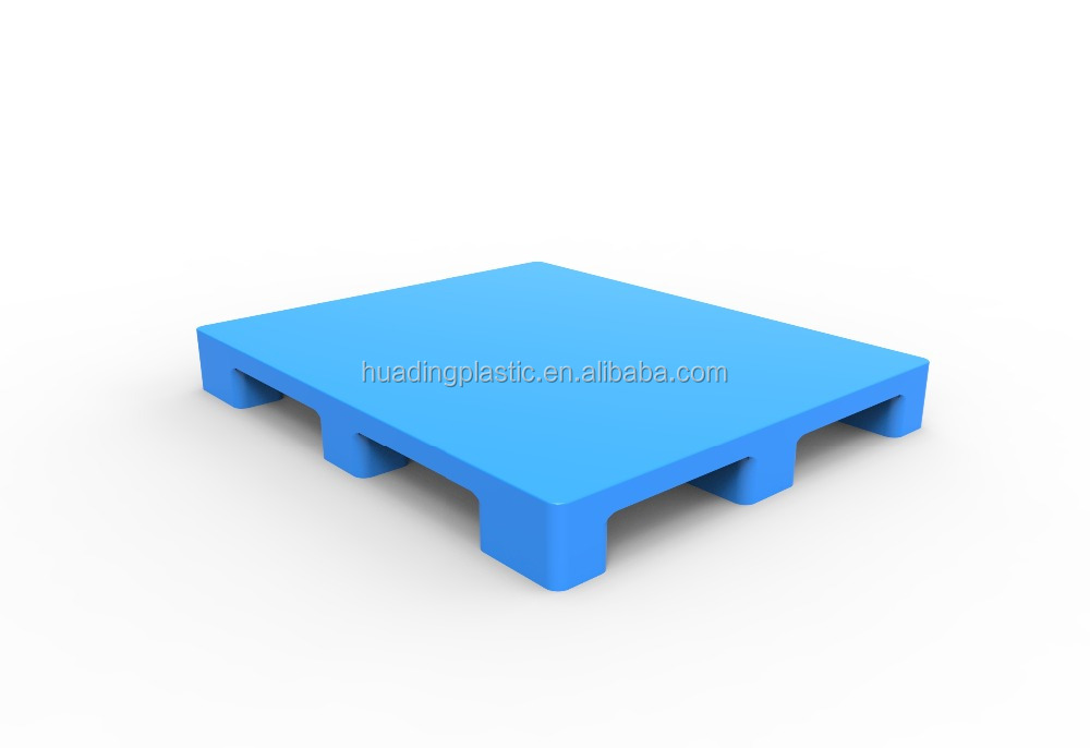 high standard Europe style single side closed surface plastic pallet