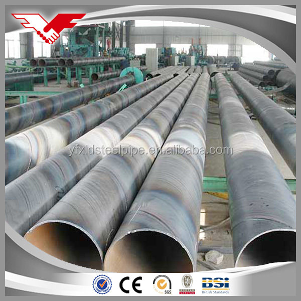 High quality wholesale custom gi hollow section tube spiral steel pipes