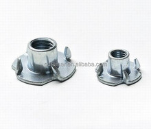 M6 to M12 mm stainless n galvanized furniture T nuts