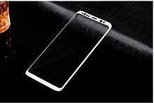 New clear s8 screen protector 3D Full Cover s8 tempered glass For Samsung Galaxy S8 S8Plus