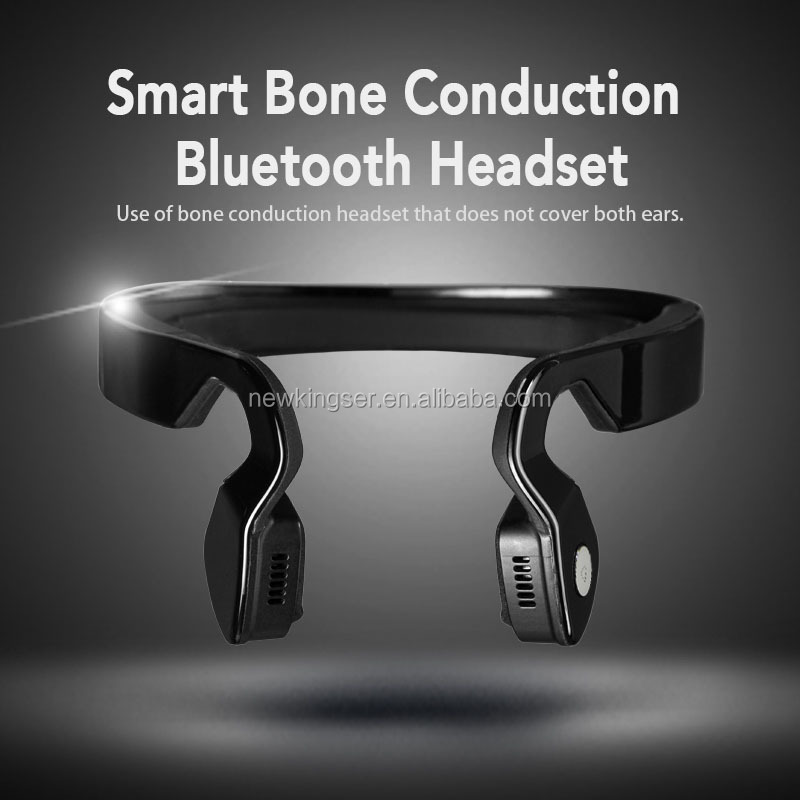 High Quality Smart Bluetooth Bone Conduction Headphones For Cellphone