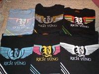 Rich Yung T-Shirts
