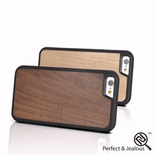 Personalized Printing Custom logo handmade wood cell phone case