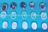 Wholesale Crystal Worry Stones From India