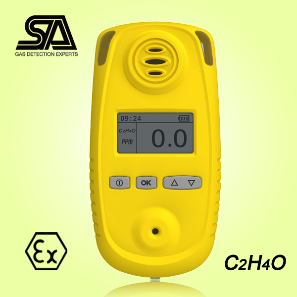 Portable C2H4O Ethylene Oxide Gas Detector