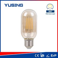 Green LED Light E27 T30 LED Filament 6W Bulbs Smart LED Lighting