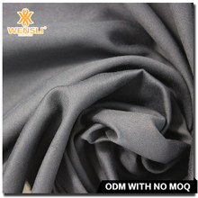 Quite Thick Yarn Dye Woven Silk Cotton Blend Satin Fabric