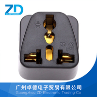 Universal travel adapter for Uk standard plug