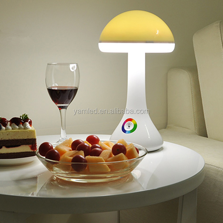 confortable lamp led mushroom lamp led family decoration lamps led