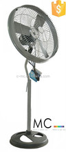 best selling 20/26/30 inch industrial big stand fan,standard electric fan