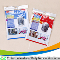 Suit garment bag/plastic cover bag/Suit Storage Protector