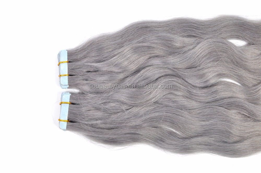 Made In China Alibaba Express New Products 2016 Sew In Human Hair Weave 1b Grey Ombre Hair