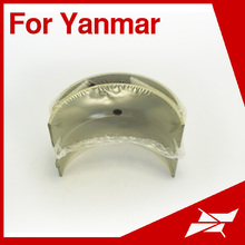 Boat engine connecting rod bearing for Yanmar 6RAL diesel engine
