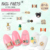 3D Cute Pineapple bow tie Nail Charms Metal Alloy Nail Art Jewelry Accessories Nail Art Decorations