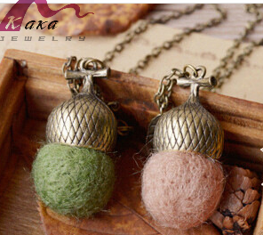 antique bronze element amazon hot sale item cute shape lovely design pendant fashion pendant necklace for girl