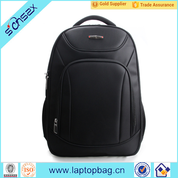Cheap latest good quality notebook bags laptop businessmem backpacks