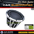 "Utility Modle Basket 10""/12"" car audio used subwoofer for sale"
