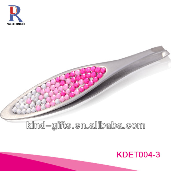 Luxurious Rhinestone Diamond Crystal Tweezers With Light Supplier|Factory|Manufacturer