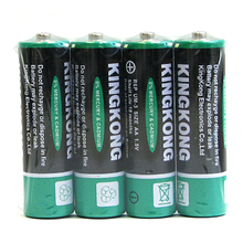 r6 size um3 1.5 v dry cell carbon zinc batteries