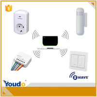 Z Wave Smart Home Security System