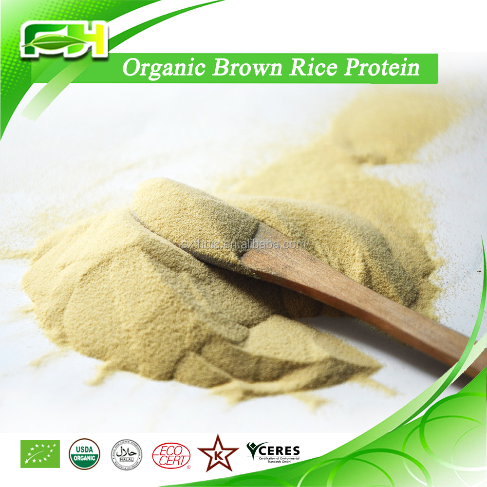 Certified Organic Brown Rice Protein Powder