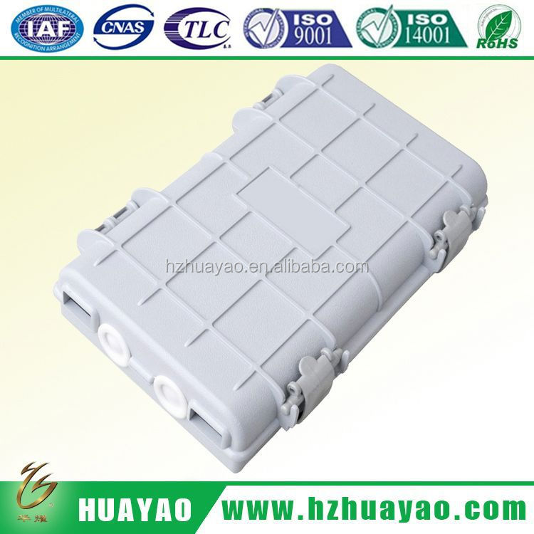 Latest Fiber optic termination box termination cabinet outdoor waterproof cable drum jack joint distribution box