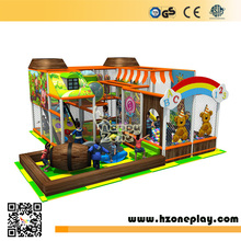 Kids Indoor Fun City Soft Indoor Playground Equipment with Cheap Prices for sale