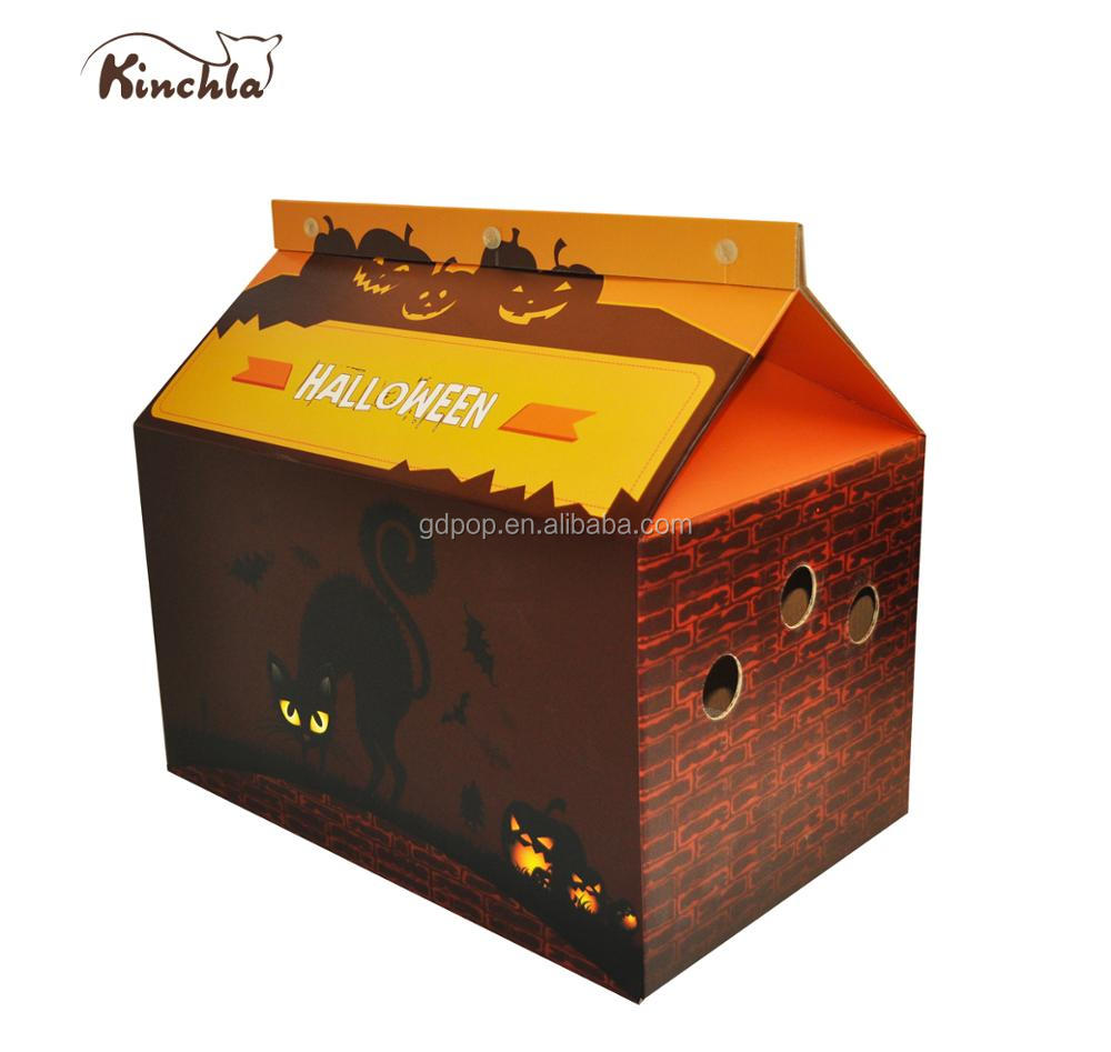 New Sturdy cardboard outdoor pet house