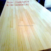 1220*2440mm Pine Wood Finger Jointed Board