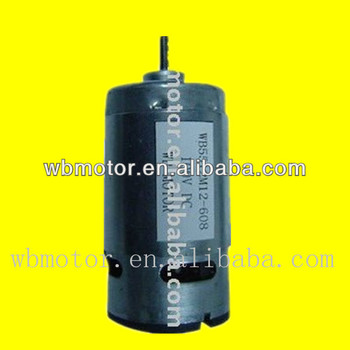 WB5512 Brush Motor