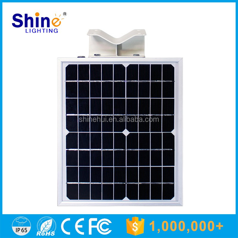 5W Direct Factory Selling All In One LED Solar Garden Light Price